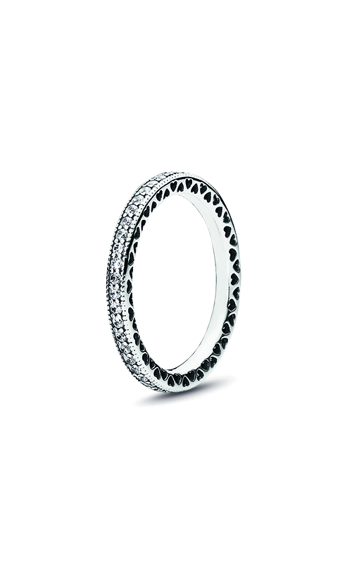 PANDORA Hearts of PANDORA Ring Clear CZ 190963CZ-50 product image