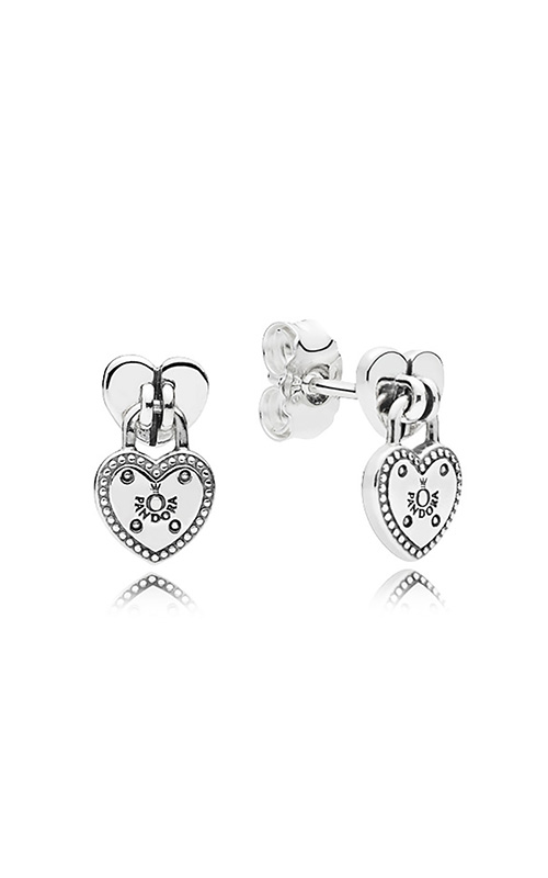 PANDORA Love Locks Dangle Earrings 296575 product image