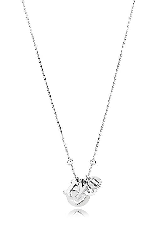Pandora I Love You Necklace 396580-60 product image