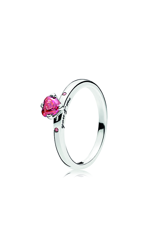 PANDORA You & Me Ring Multi-Colored CZ 196574CZRMX-58 product image