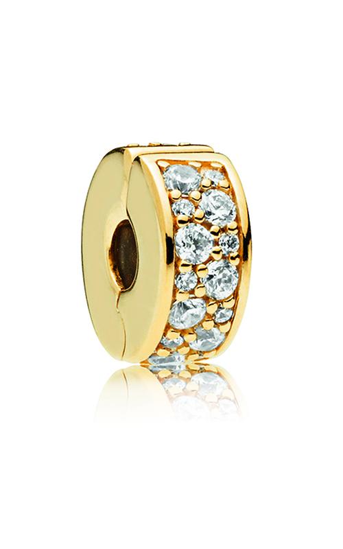 Pandora Shine™ & Clear CZ Shining Elegance Clip 767164CZ product image