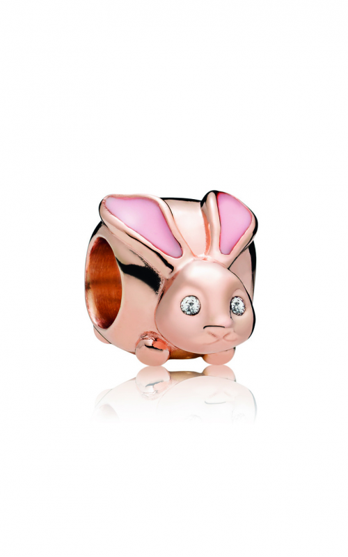 Pandora Rose™ Cute Bunny Charm 787061EN160 product image