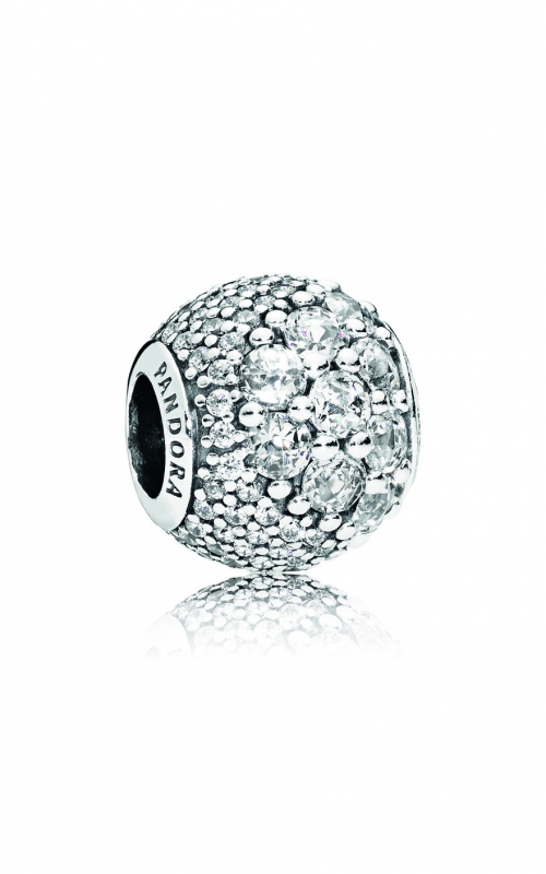 PANDORA Enchanted Pavé Charm, Clear CZ 797032CZ product image