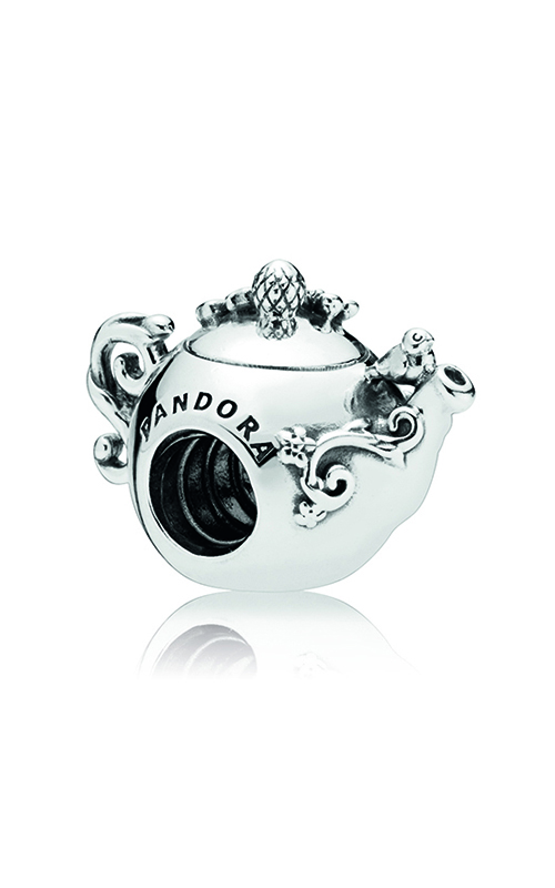 PANDORA Enchanted Tea Pot Charm, Clear CZ 797065CZ product image