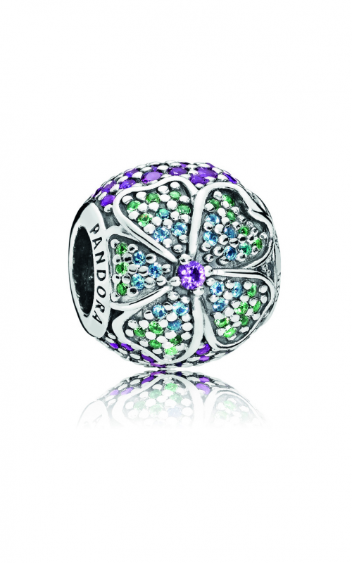 PANDORA Glorious Bloom, Multi-Colored CZ 797067NRPMX product image