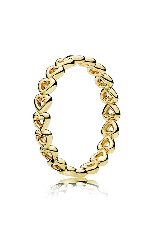Pandora Shine™ Linked Love Ring 167105-54 product image