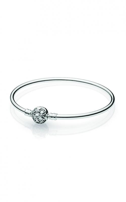 Pandora Women Silver Bangle - 597101-17 hXcUlamAWG