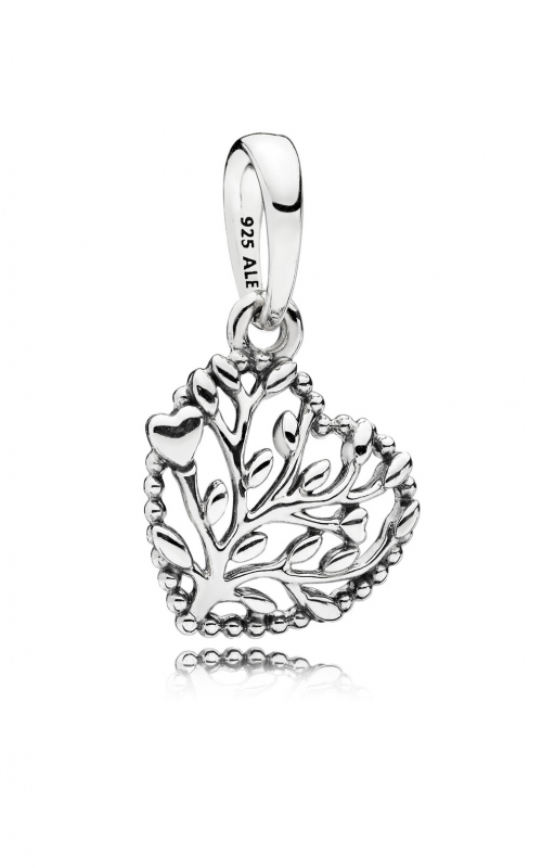 Flourishing Hearts Dangle Charm 797140 product image