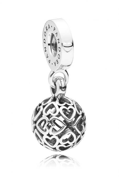 Harmonious Hearts Dangle Charm 797255 product image