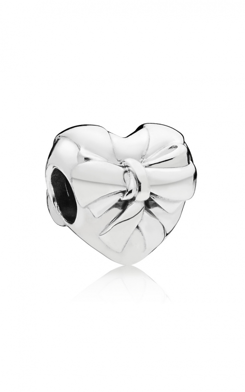 Brilliant Heart Bow Charm 797303 product image
