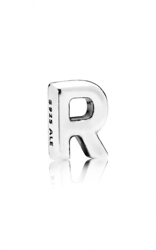 38da8c5fe PANDORA Letter R Petite Locket Charm 797336 product image