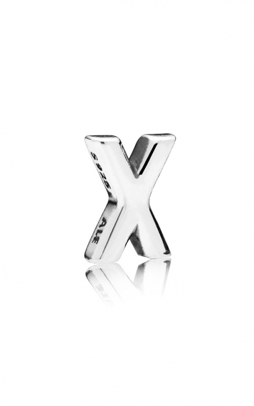 PANDORA Letter X Petite Locket Charm 797342 product image