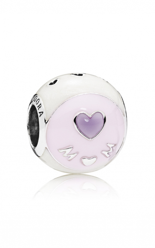 Love Mom Charm, Mixed Enamel 797057ENMX product image