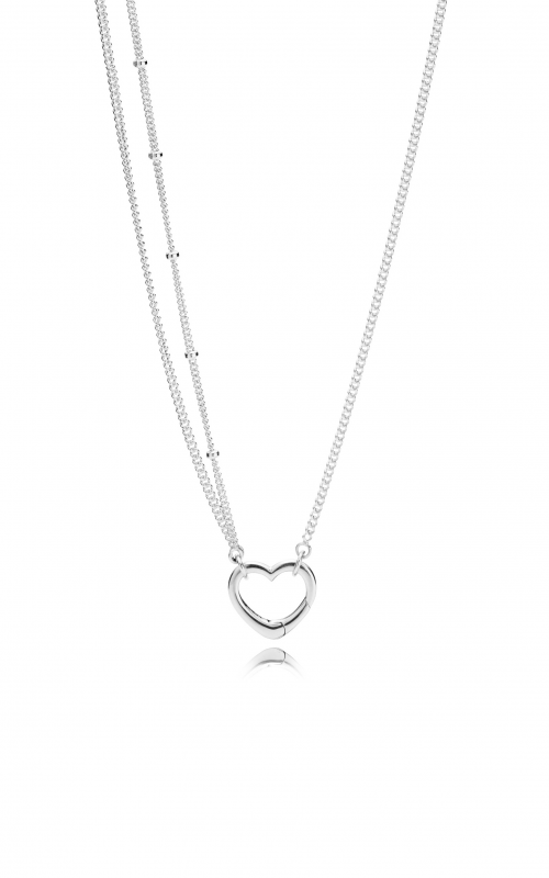 PANDORA Open Heart Necklace 397204-70  product image