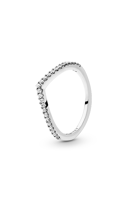 PANDORA Shimmering Wish Ring Clear CZ 196316CZ-46 product image