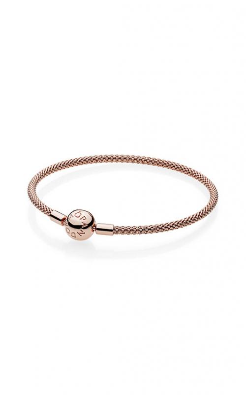 Pandora Rose™ Mesh Bracelet 586543-17 product image