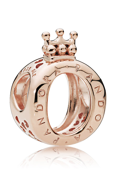 42d6a0482 Buy PANDORA Crown O Charm Rose™ 787401 | RUMANOFF'S FINE JEWELRY ...
