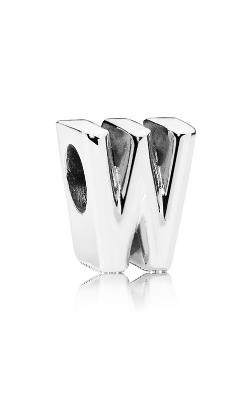 PANDORA Letter W Charm 797477  product image