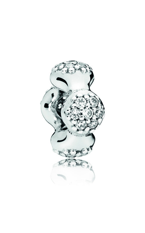 Modern LovePods™ Spacer Clear CZ 797292CZ product image