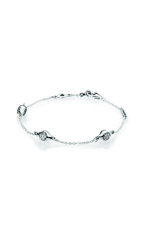 Modern LovePods™ Bracelet Clear CZ 597354CZ-18 product image