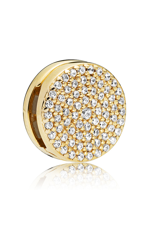 Pandora Reflexions™ Dazzling Elegance Clear CZ 767583CZ product image