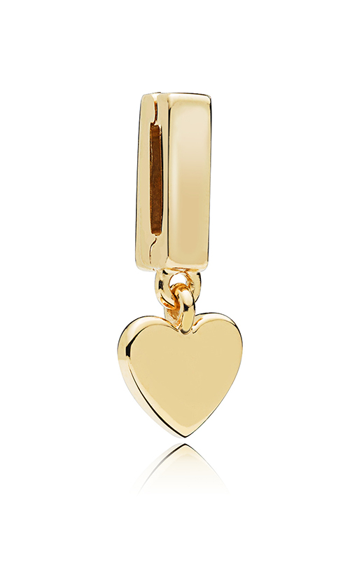 a4bd8bf53d46e PANDORA Reflexions™ Floating Heart Clip Charm 767643