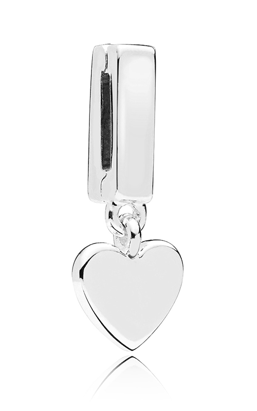 Pandora Floating Heart Clip Charm 797643 product image