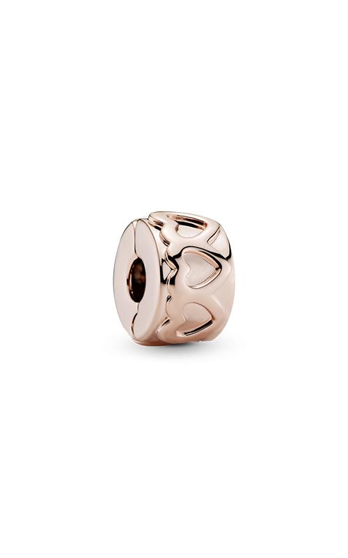 PANDORA  Rose™ Row of Hearts Clip Charm 781978 product image