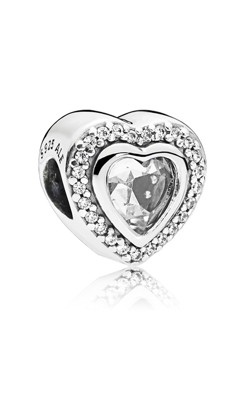 Pandora Sparkling Love Clear CZ Charm 797608CZ product image