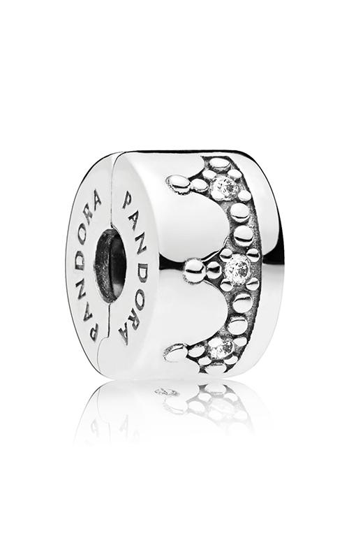 Pandora Dazzling Crown Clear CZ Clip 797634CZ product image