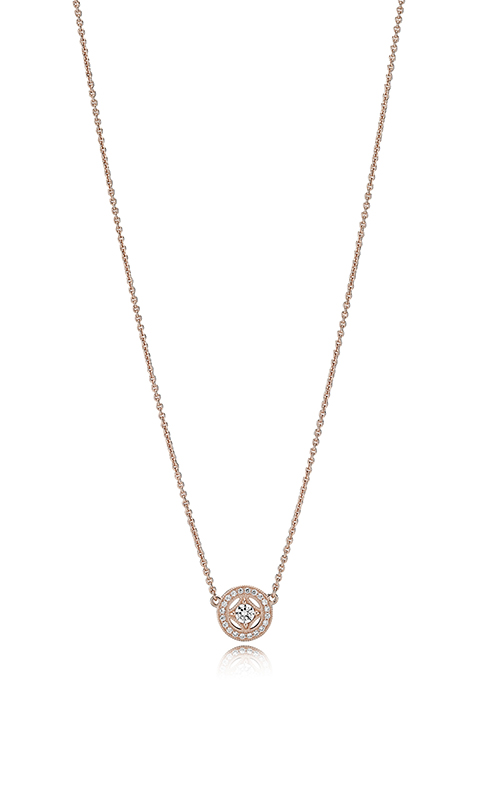 Pandora Rose™ Vintage Allure Clear CZ Necklace 380523CZ-45 product image