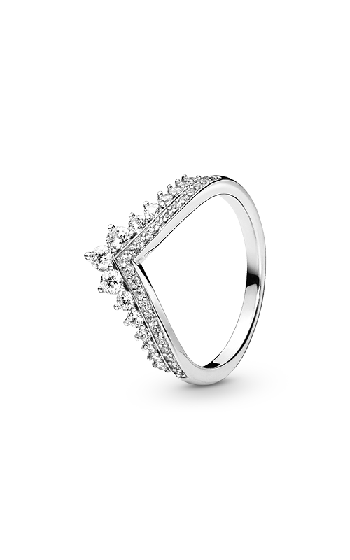 PANDORA Princess Wish Clear CZ Fashion Ring 197736CZ-52 product image