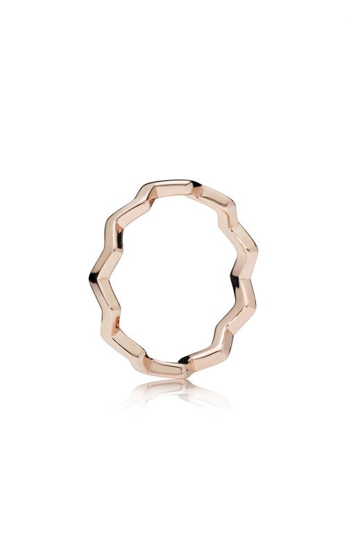 PANDORA Rose™ Timeless Zigzag Fashion Ring 187752-54 product image