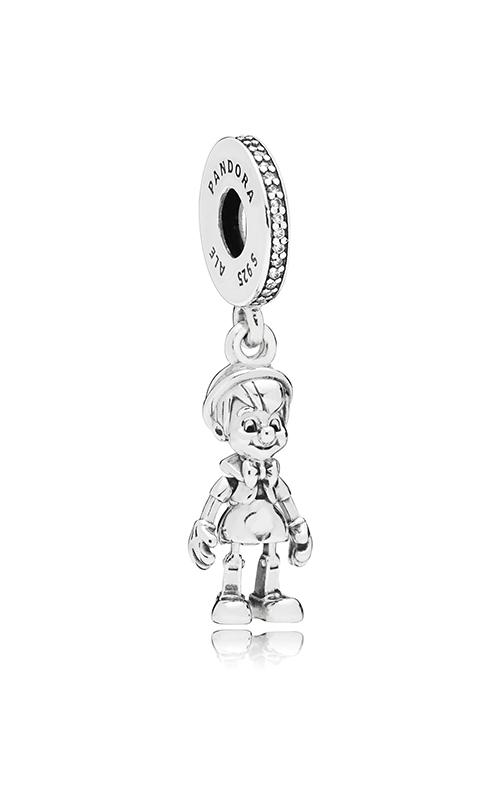 PANDORA Disney Pinocchio Dangle Charm 797489CZ product image