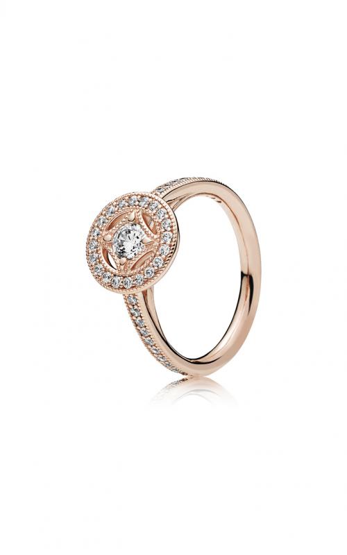 PANDORA Rose™ Vintage Allure Clear CZ Fashion Ring 181006CZ-56 product image