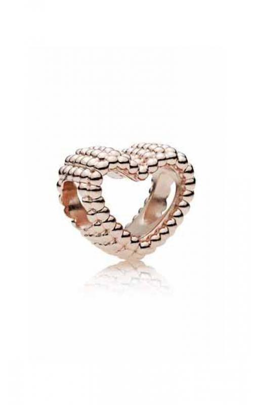 Beaded Heart Charm Pandora Rose™ 787516 product image