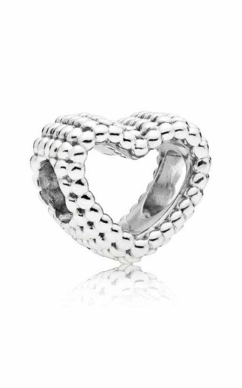 PANDORA Beaded Heart Charm 797516 product image
