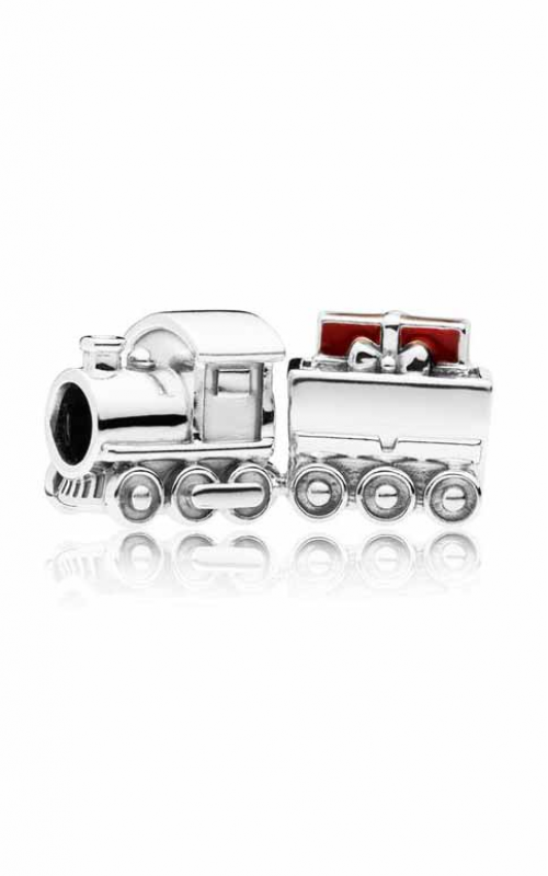 Pandora Christmas Train Charm Red Enamel 797519EN27 product image