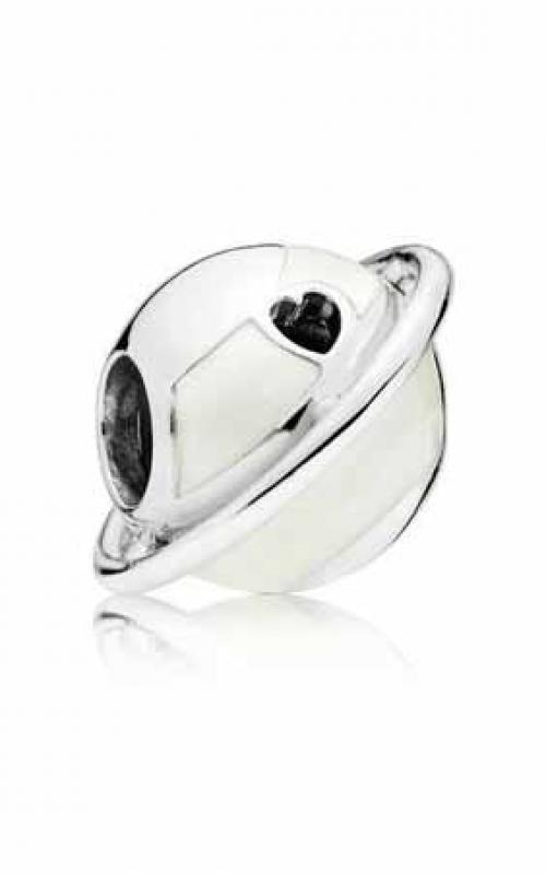 PANDORA Planet of Love Charm Silver Enamel 797748EN23 product image