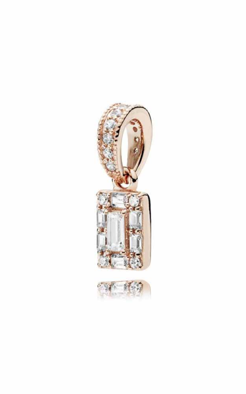 3df076351 PANDORA Rose™ Luminous Ice Pendant Clear CZ 387543CZ product image