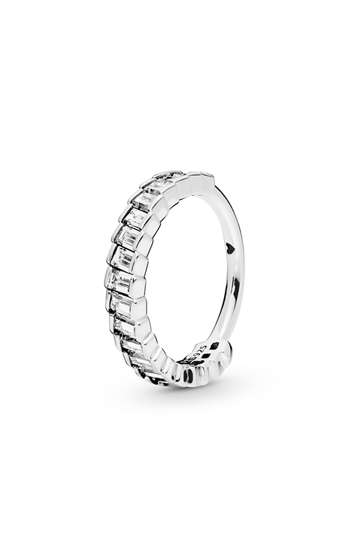 PANDORA Glacial Beauty Ring Clear CZ 197744CZ-50 product image