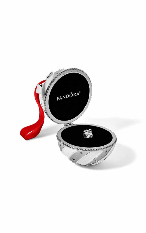 PANDORA 2018 Exclusive Holiday Charm & Ornament Inspired by the Radio City Rockettes B800998 product image