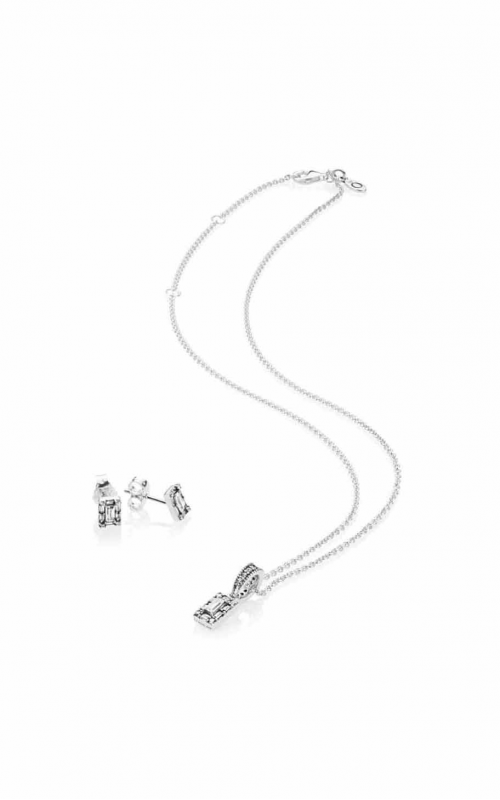 PANDORA Luminous Ice Necklace Gift Set B801003 product image
