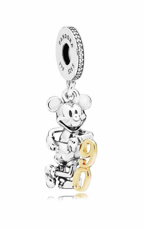 PANDORA Disney Mickey's 90th Anniversary Limited Edition Charm B801005 product image