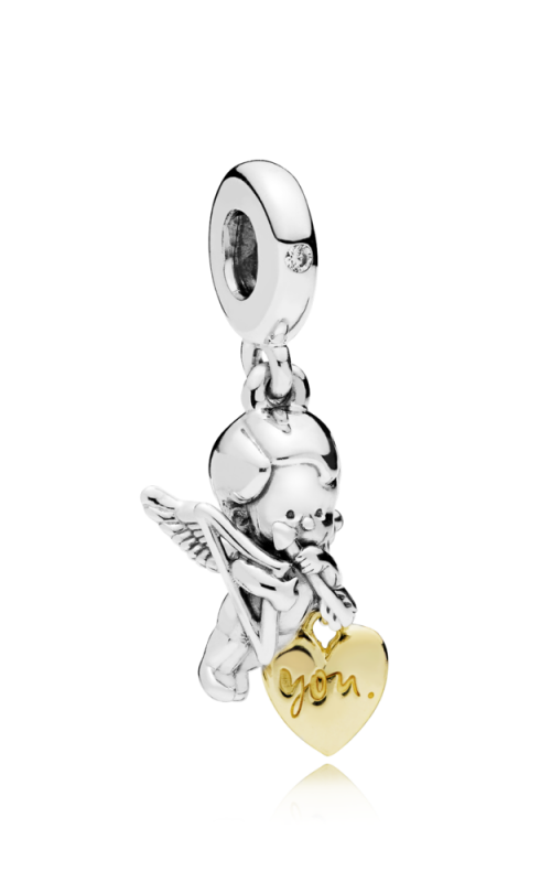 Pandora Shine™ Cupid & You Charm Clear CZ 767796CZ product image