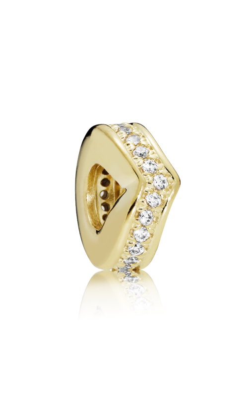 Shimmering Wish Spacer PANDORA Shine™ & Clear CZ 767808CZ product image