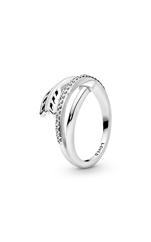 PANDORA Sparkling Arrow Ring Clear CZ 197830CZ-52 product image