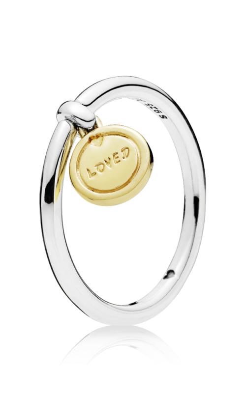 Medallion of Love Ring PANDORA Shine™ 167823-50 product image