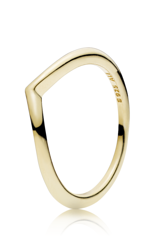 PANDORA Shine™ Shining Wish Silver Enamel Ring 166314-50 product image