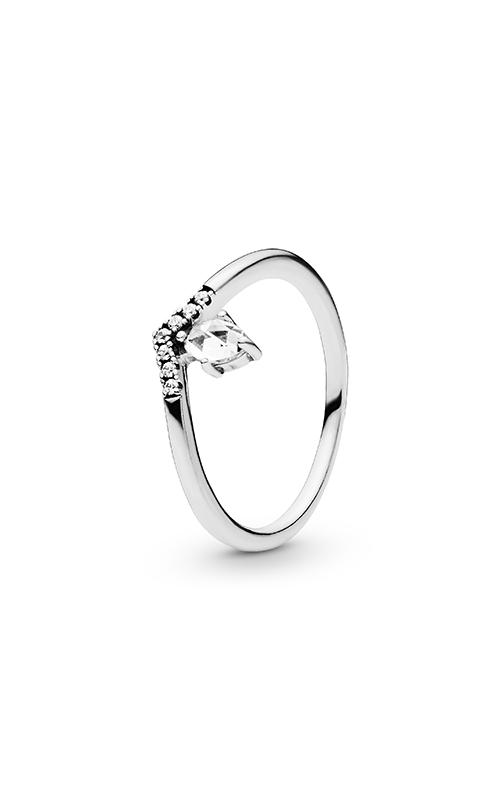 PANDORA Wish Classic Wish Ring Clear CZ 197790CZ-56 product image